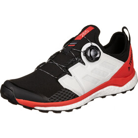 adidas TERREX Agravic Boa Shoes Men black/white/active red